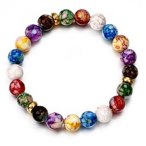 Jewelry - 5 for $25 Multi Color Bead Bracelet